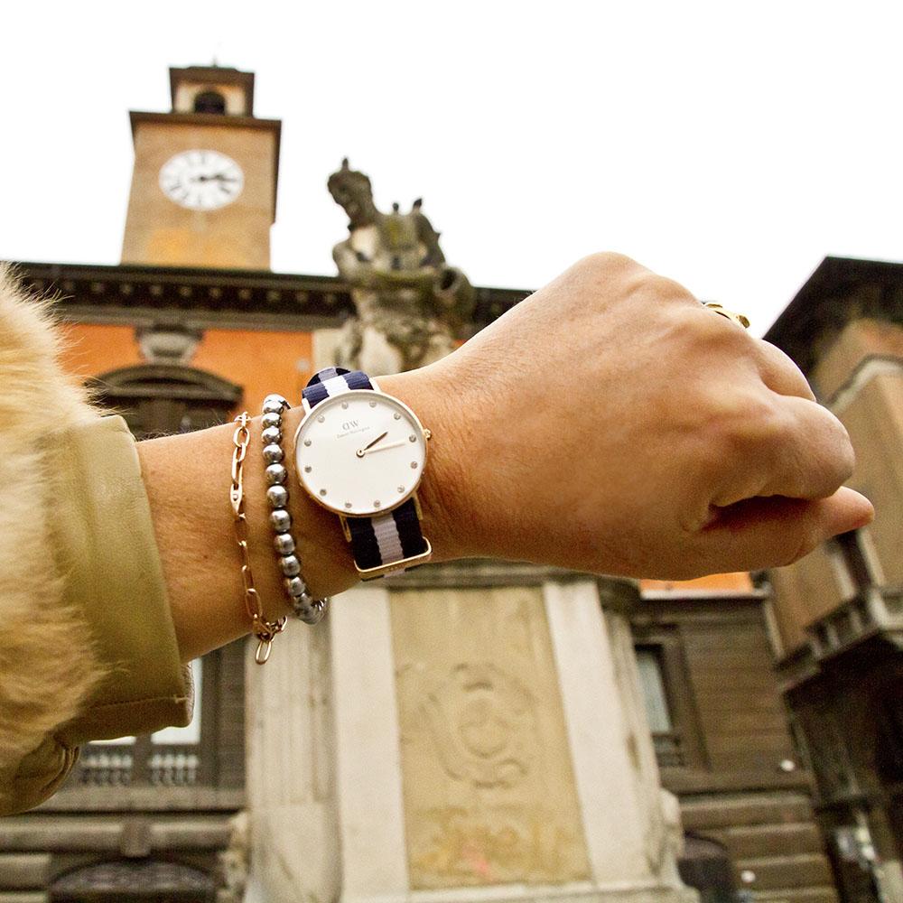 disponibile 99a12 e6fa5 Daniel Wellington orologi: design senza tempo - Prezioso ...